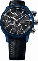 Maurice Lacroix Pontos S Extreme Mens Wristwatch PT6028-ALB11-331