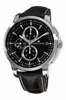 Maurice Lacroix Pontos Chronograph Valgranges Mens Wristwatch PT6128-SS001-330