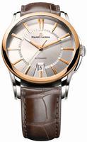 Maurice Lacroix Pontos Date Mens Wristwatch PT6148-PS101-130