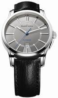 Maurice Lacroix Pontos Date Mens Wristwatch PT6148-SS001-230