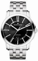 Maurice Lacroix Pontos Date Mens Wristwatch PT6148-SS002-330