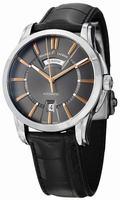 Maurice Lacroix Pontos Day Date Mens Wristwatch PT6158-SS001-03E