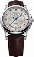 Maurice Lacroix Pontos Day and Date Mens Wristwatch PT6158-SS001-131