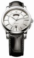 Maurice Lacroix Pontos Day Date Mens Wristwatch PT6158-SS001-13E