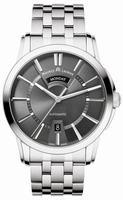 Maurice Lacroix Pontos Day Date Mens Wristwatch PT6158-SS002-23E
