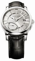 Maurice Lacroix Pontos Reserve De Marche Mens Wristwatch PT6168-SS001-131