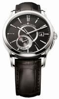 Maurice Lacroix Pontos Reserve De Marche Mens Wristwatch PT6168-SS001-330