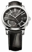 Maurice Lacroix Pontos Reserve De Marche Mens Wristwatch PT6168-SS001-331