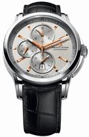 Maurice Lacroix Pontos Chronographe Mens Wristwatch PT6188-SS001-131