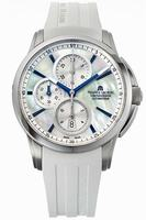 Maurice Lacroix Pontos Chronograph  Ladies Wristwatch PT6188-SS001-132