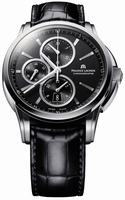 Maurice Lacroix Pontos Chronograph Mens Wristwatch PT6188-SS001-330