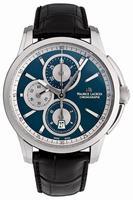 Maurice Lacroix Pontos Chronograph Mens Wristwatch PT6188-SS001-430