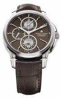 Maurice Lacroix Pontos Chronograph Mens Wristwatch PT6188-SS001-730