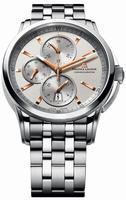 Maurice Lacroix Les Classiques Chronographe Automatique Mens Wristwatch PT6188-SS002-131