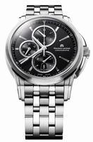 Maurice Lacroix Pontos Chronograph Mens Wristwatch PT6188-SS002-330