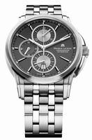 Maurice Lacroix Pontos Chronograph Mens Wristwatch PT6188-SS002-830