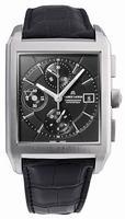Maurice Lacroix Pontos Rectangulaire Chronograph Mens Wristwatch PT6197-SS001-330