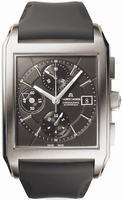 Maurice Lacroix Pontos Rectangulaire Chronograph Mens Wristwatch PT6197-TT003-331