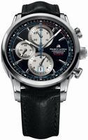 Maurice Lacroix Pontos Chronograph Retro Mens Wristwatch PT6288-SS001-330