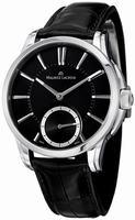 Maurice Lacroix Pontos Small Seconds Mens Wristwatch PT7558-SS001-330