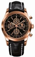 Breitling Transocean Chronograph QP Mens Wristwatch R2931012-BB67