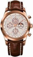 Breitling Transocean Chronograph QP Mens Wristwatch R2931012-G749
