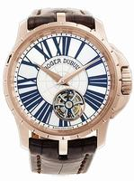 Roger Dubuis Excalibur Minute Repeater Flying Tourbillon Mens Wristwatch RDDBEX0072