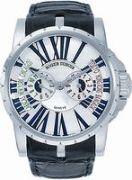 Roger Dubuis Excalibur Triple Time Zone Mens Wristwatch RDDBEX0094