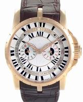 Roger Dubuis Excalibur Triple Time Zone Mens Wristwatch RDDBEX0201
