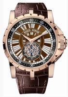 Roger Dubuis Excalibur Flying Tourbillon Mens Wristwatch RDDBEX0218