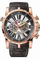 Roger Dubuis Excalibur 36 Split Second Chronograph Mens Wristwatch RDDBEX0227