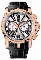 Roger Dubuis Excalibur 36 Chronograph Mens Wristwatch RDDBEX0247