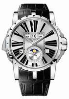 Roger Dubuis Excalibur Minute Repeater Flying Tourbillon Perpetual Calendar Mens Wristwatch RDDBEX0254