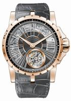 Roger Dubuis Excalibur Minute Repeater Flying Tourbillon Mens Wristwatch RDDBEX0255
