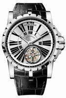 Roger Dubuis Excalibur Minute Repeater Flying Tourbillon Mens Wristwatch RDDBEX0256