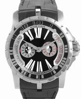 Roger Dubuis Excalibur Triple Time Zone Mens Wristwatch RDDBEX0257