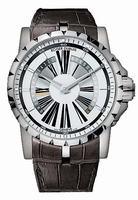 Roger Dubuis Excalibur 36 Automatic Bi-Retrograde Date Mens Wristwatch RDDBEX0259
