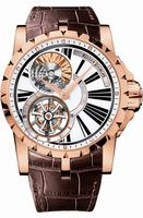 Roger Dubuis Excalibur Automatic Flying Tourbillon Mens Wristwatch RDDBEX0261