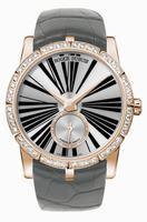 Roger Dubuis Excalibur 36 Automatic Jewellery Ladies Wristwatch RDDBEX0275