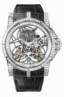 Roger Dubuis Excalibur Skeleton Double Flying Tourbillon Fine Jewellery Mens Wristwatch RDDBEX0299
