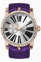 Roger Dubuis Excalibur 42 Automatic Jewellery Ladies Wristwatch RDDBEX0360