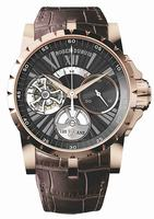 Roger Dubuis Excalibur Minute Repeater Flying Tourbillon Mens Wristwatch RDDBEX0361
