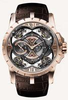 Roger Dubuis Excalibur Quatuor Mens Wristwatch RDDBEX0367