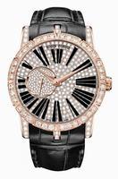 Roger Dubuis Excalibur 42 Automatic Jewellery Ladies Wristwatch RDDBEX0405