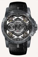 Roger Dubuis Excalibur Quatuor Silicon Mens Wristwatch RDDBEX0408