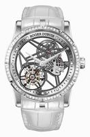 Roger Dubuis Excalibur 42 Skeleton Flying Tourbillon Ladies Wristwatch RDDBEX0419