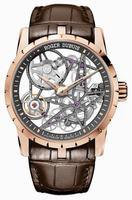 Roger Dubuis Excalibur 42 Automatic Skeleton Men Wristwatch RDDBEX0422