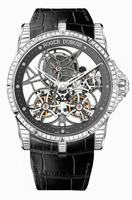 Roger Dubuis Excalibur Skeleton Double Flying Tourbillon Fine Jewellery Mens Wristwatch RDDBEX0440