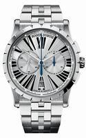 Roger Dubuis Excalibur 42 Chronograph Mens Wristwatch RDDBEX0451