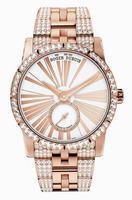 Roger Dubuis Excalibur 36 Automatic Jewellery Ladies Wristwatch RDDBEX0454